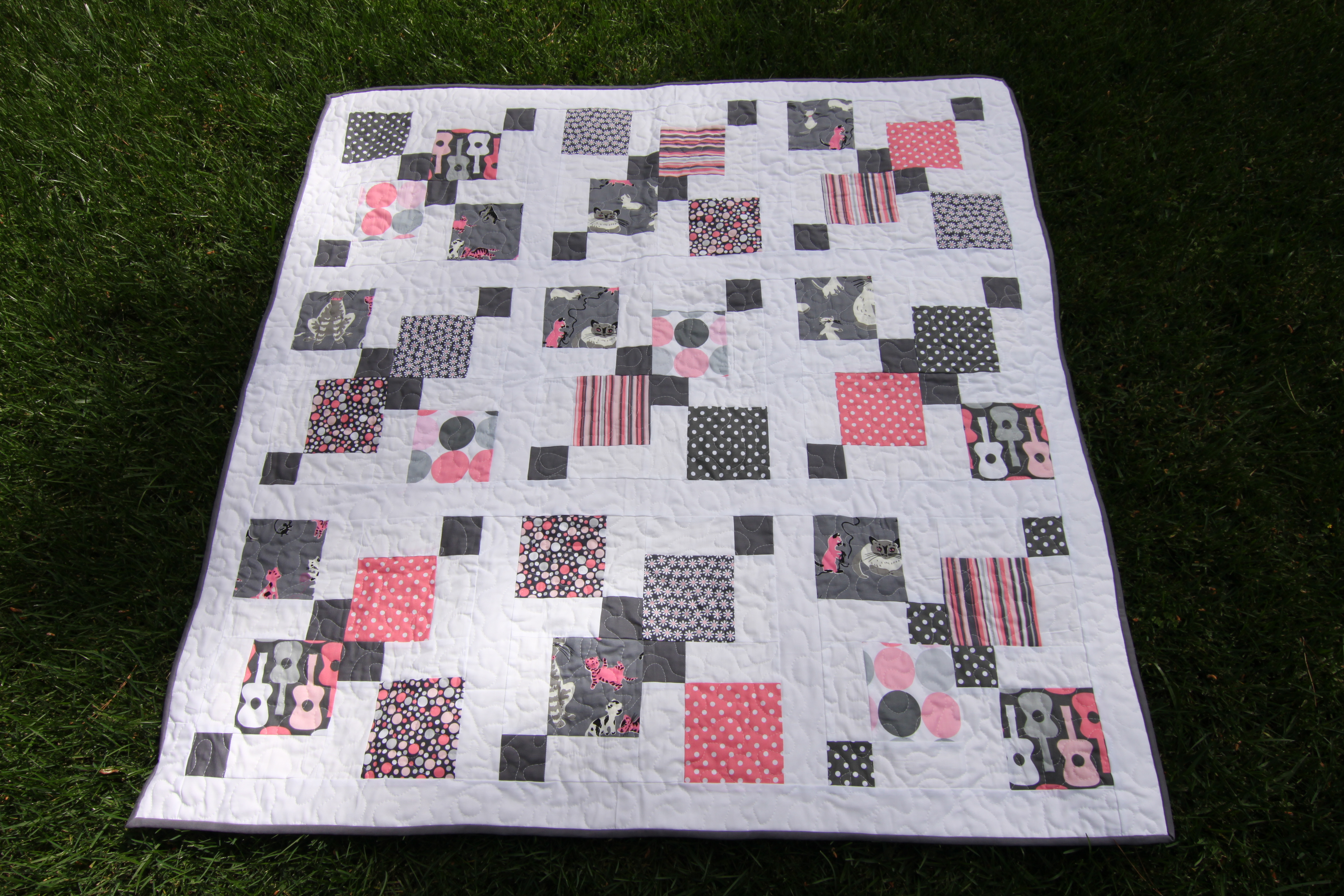 Disappearing 9 Patch Quilts Beezycrafts